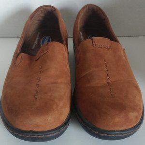 Dr. Scholls Loafer Leather Double Air Pillo Diana